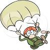Anti-Parachute