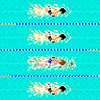 HyperSports 50m Swimming A Free Sports Game