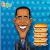 Hot Dog Obama A Free Puzzles Game