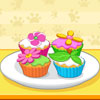 Flower Garden Cupcakes A Free Other Game