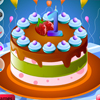 Decor your first birthday cake model. Decorate it as much as looking cool and cute. Have fun.
