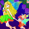 Fairy Mom and Baby A Free Dress-Up Game