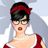 dress up the pretty lady from the 50`s gorgeous vintage look.