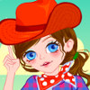 Cute Cow Girl A Free Dress-Up Game