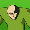 Green Alien A Free Action Game