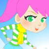 Skiing Girl A Free Dress-Up Game