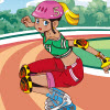 Rollerblade Fun Dressup A Free Dress-Up Game