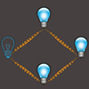 Tic-Tack bulb is a free online classic flash game. This is a flash version of classic naught and crosses simple game of strategy. If you know what you are doing, you can`t lose at this Tic-Tack bulb. Good Luck!