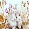 Cute bunnies hidden numbers