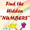 "Find the hidden ""NUMBERS"" A Free Education Game"