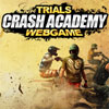 Trials Crash Academy web game