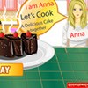 Anna Chocolate cake