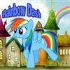 Rainbow Dash Sprint A Free Sports Game