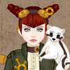 Create your own steampunk themed avatar with countless facial features,clothes and accessories.