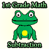 1st Grade Math Subtraction A Free Education Game