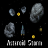 Asteroid Storm A Free Action Game