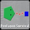 Pentagon Survival A Free Action Game