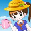 Little Gardener Girl Dress up