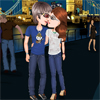 New Year Kiss A Free Dress-Up Game