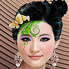 Oriental Make up A Free Customize Game