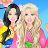 Play Barbie in Japan