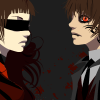 Play Vampire Couple Halloween Dress Up Game