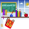 School Memory Game A Free Action Game