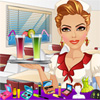 Last Minute Makeover - Waitress A Free Dress-Up Game