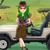 Safari Friend A Free Dress-Up Game