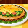 Savory Quiche A Free Dress-Up Game