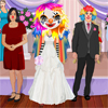 Clown Wedding