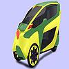 Concept tricar coloring