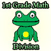 1st Grade Math Division A Free Education Game
