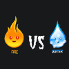 Fire Vs Water
