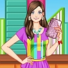 Stylicious Rainbow Girl TrendyDressUp