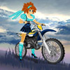 Anime Motocross A Free Action Game