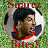 Suarez Bites A Free Action Game
