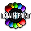 Rollin Paint A Free Action Game