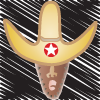 Welcome to the wild wild west! Pull out your revolver and be the fastest shooter in the west!