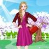 Springtime Fashionista Dress Up