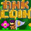 Collect as much as possible coins in this simple platform game just for fun. Don`t run out of time and avoid all the spiked cactus and creatures then get for the highest score.