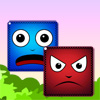 blue love red A Free Action Game