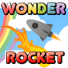 Wonder Rocket A Free Action Game