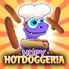Do you love hot dogs? Of course you do and so does Hopy so come on and make the best HotDoggeria around!