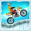 Ice Rider is back in adventure with second series with more exciting levels and fun. Ride your bike on a challenging track with target to finish in each level. Collect the assigned stars in every level to win the game. All the best!