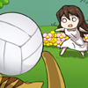 Protect the flower garden A Free Action Game