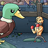 Super Duck Punch! A Free Action Game