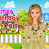 Summer Birthday Party