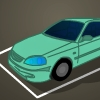 Park your car through all the cars on the street into it`s parking spot. avoid hitting other cars and drive as fast as possible!