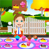 Anson Cake Shop A Free Dress-Up Game